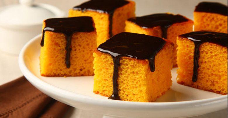 Receita de bolo de cenoura com bicarbonato no lugar do fermento